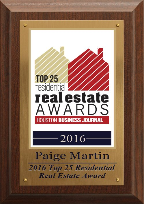 2016's Top 25 Realtors in Houston, Houston Business Journal