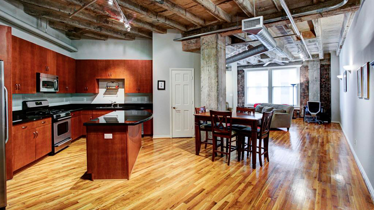 SOLD!!! Downtown Houston Condo For Sale: 201 Main St 5H, Houston