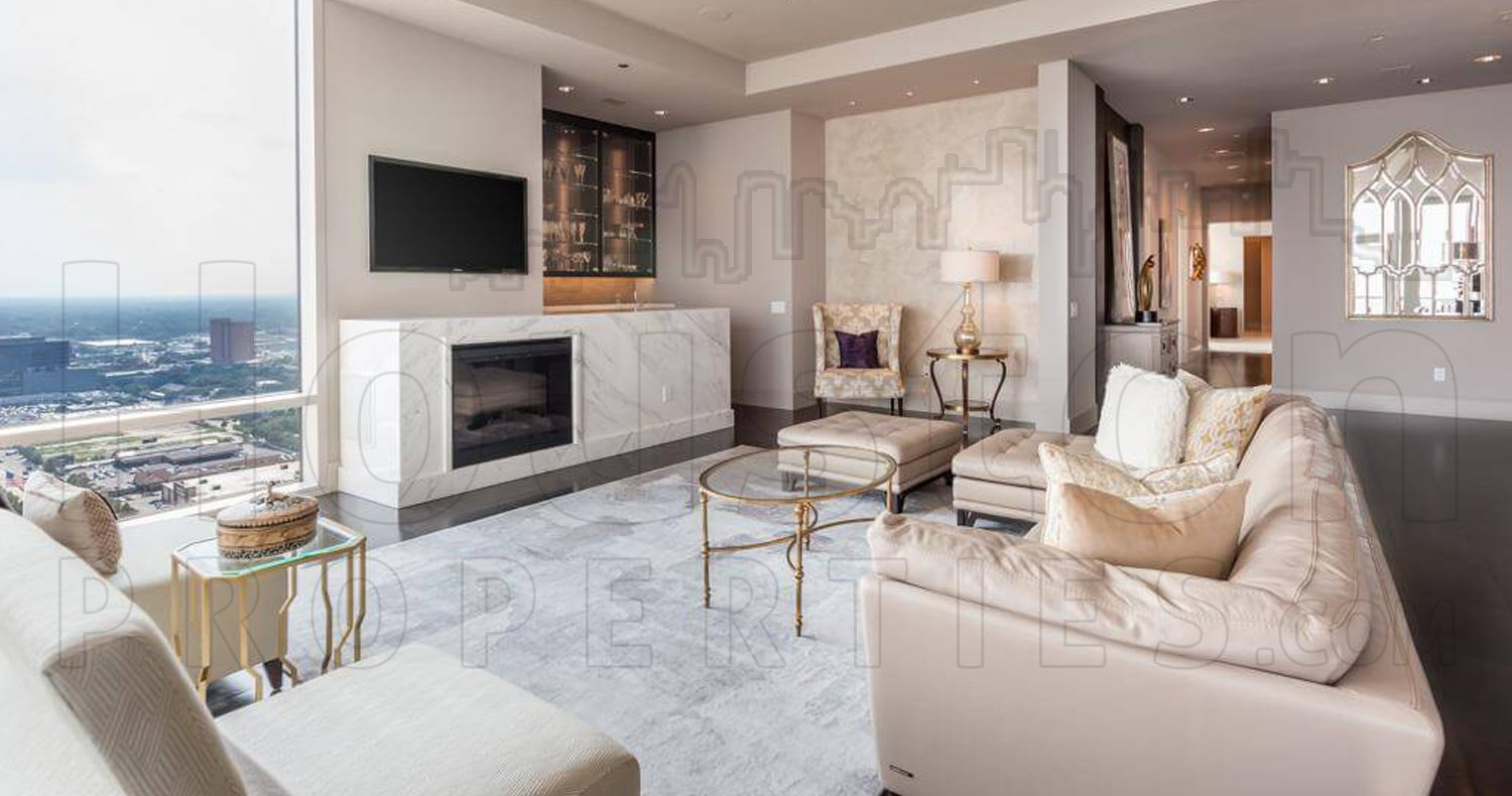 We pay to have your condo staged
