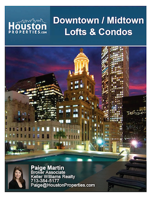 Best Houston Downtown Realtor