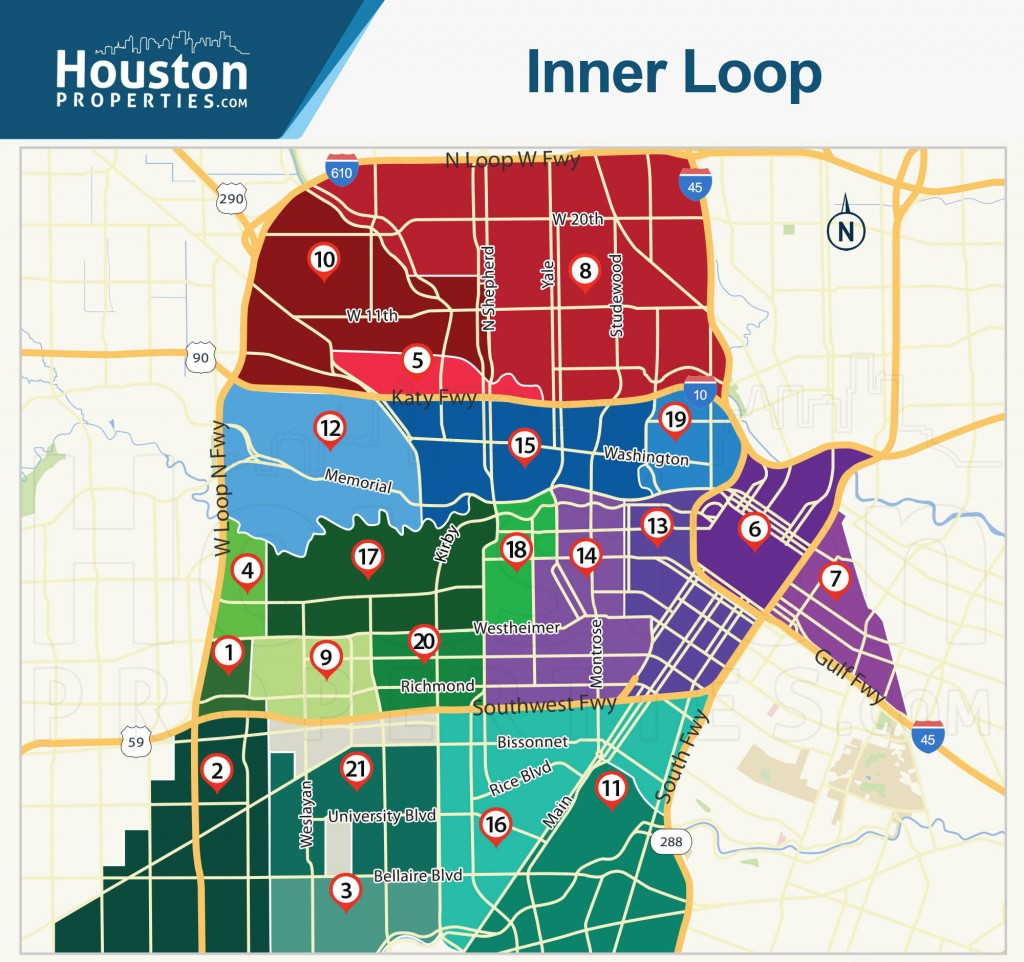 Apartment Guide Houston Texas: Houston Map, Real Estate, Homes