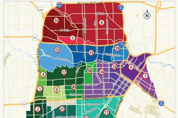 Learn About Houston's Best Neighborhoods!