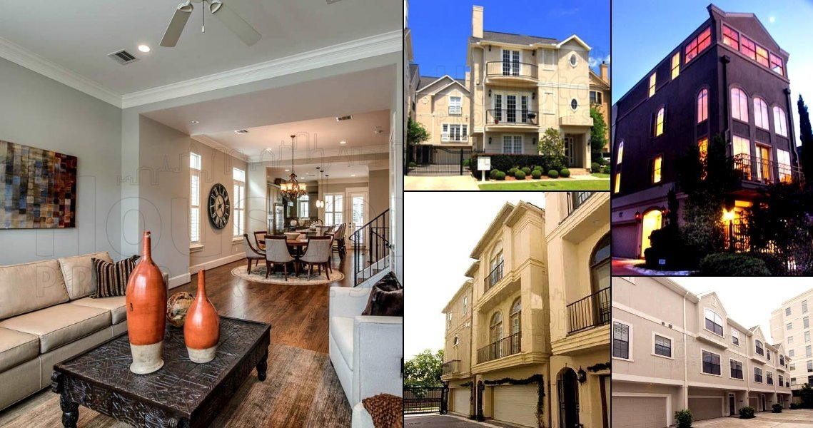 Houston Townhomes Guide