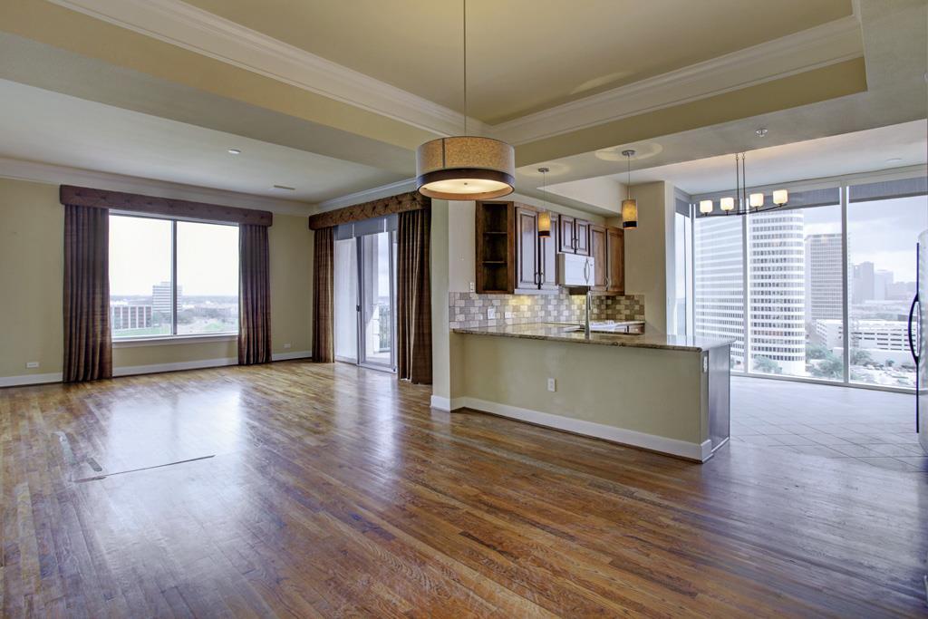 River Oaks Condo For Sale: 3333 Allen Parkway, Houston