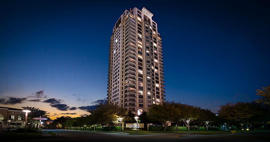 Montebello Condo For Sale: 1100 Uptown Park, Houston
