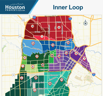 Central Houston Neighborhoods