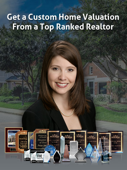 Paige Top Ranked Realtor