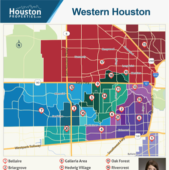 Western Houston Neighborhoods